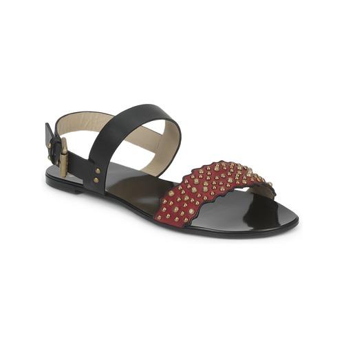 Shoes Women Sandals Etro SANDALE 3743 Black