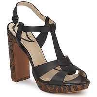 Shoes Women Sandals Etro NU-PIEDS 3763 Black