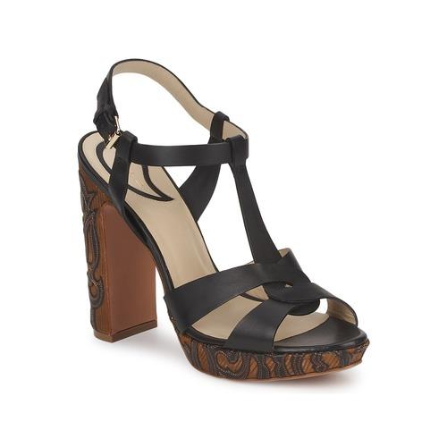 Shoes Women Sandals Etro NU-PIEDS 3763 Black
