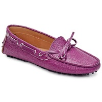 Shoes Women Boat shoes Etro MOCASSIN 3773 Violet