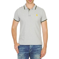 material Men short-sleeved polo shirts A-style LIVORNO Grey