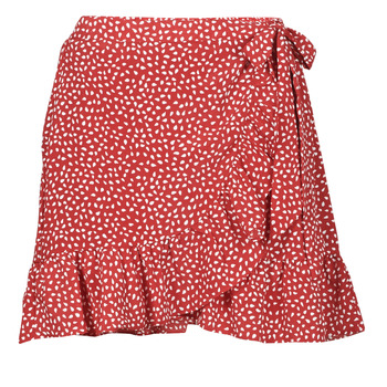 material Women Skirts Betty London OLINDA Red / White