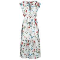 material Women Long Dresses Moony Mood  White / Multicolour
