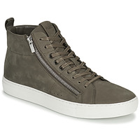 Shoes Men High top trainers HUGO FUTURISM HITO Taupe