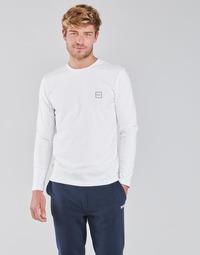 material Men Long sleeved shirts BOSS TACKS White