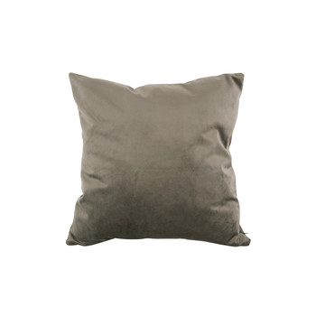 Home Cushions Present Time TENDER Taupe
