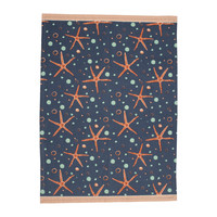 Home Tea towel Jardin d'Ulysse AQUA Blue