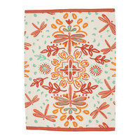 Home Tea towel Jardin d'Ulysse SPLENDEUR White