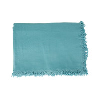 Home Tablecloth Côté Table NALIA Turquoise
