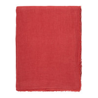 Home Blankets, throws Côté Table BASIC Coral