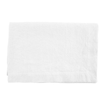 Home Tablecloth Côté Table BASIC White