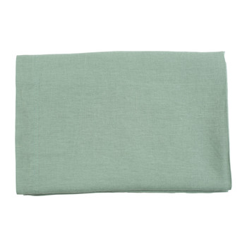 Home Tablecloth Côté Table BASIC Green