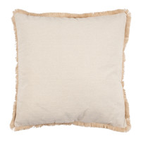Home Cushions covers Sema ESSENCIA White / Cream