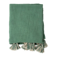 Home Blankets, throws Sema Edoard Green / Water