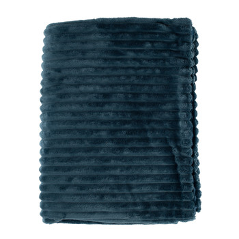 Home Blankets, throws Sema FIMBRIA Blue