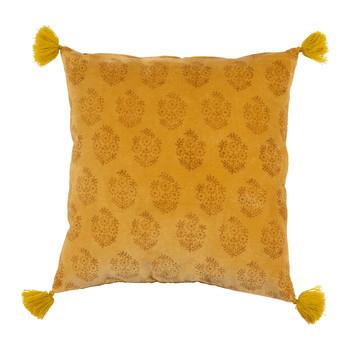 Home Cushions covers Sema BAYLEEN Yellow / Mustard