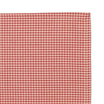 Home Napkin Comptoir de famille CAMPAGNE Red