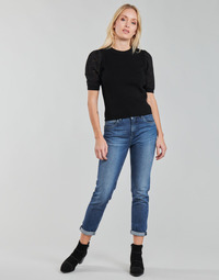 material Women straight jeans Pepe jeans VIOLET Blue / Medium