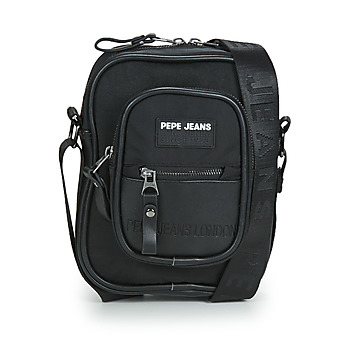 Bags Men Pouches / Clutches Pepe jeans ANDY Black