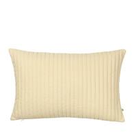 Home Cushions covers Broste Copenhagen SENA Yellow / Pale