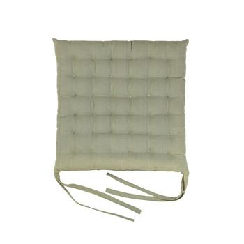 Home Chair cushion Broste Copenhagen AVA Grey