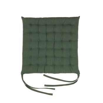Home Chair cushion Broste Copenhagen AVA Emerald