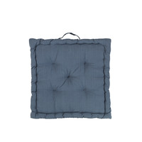 Home Cushions Broste Copenhagen AVA Blue / Mirage