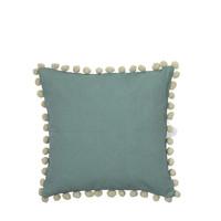 Home Cushions covers Broste Copenhagen POM Blue