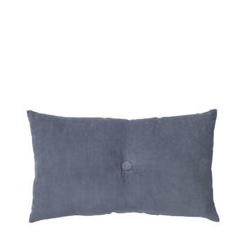 Home Cushions Broste Copenhagen HELJE Blue / Mirage
