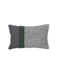 Home Cushions covers Broste Copenhagen KNIT Green