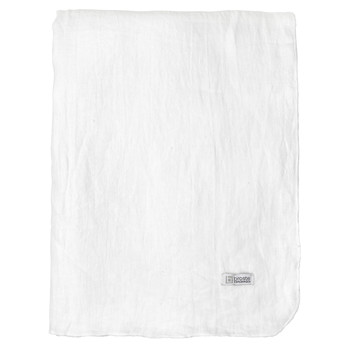 Home Tablecloth Broste Copenhagen GRACIE White