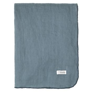 Home Tablecloth Broste Copenhagen GRACIE Blue