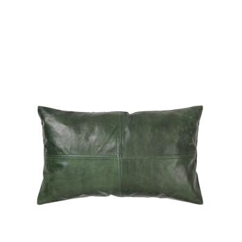 Home Cushions Broste Copenhagen ANDREA Green / Dark