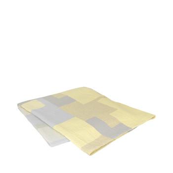 Home Blankets, throws Broste Copenhagen PATCH Blue