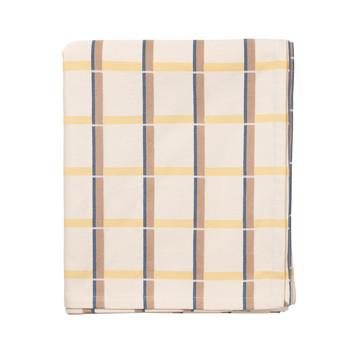 Home Tablecloth Broste Copenhagen ZAPPA Yellow