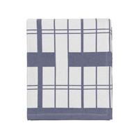 Home Tablecloth Broste Copenhagen EARL Blue