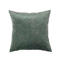 Home Cushions covers Broste Copenhagen MUSHROOM Green / Emerald