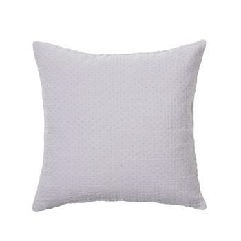 Home Cushions covers Broste Copenhagen DOT Grey / Clear