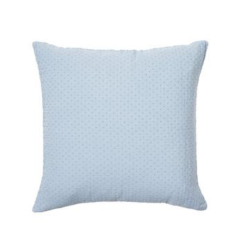 Home Cushions covers Broste Copenhagen DOT Blue / Sky