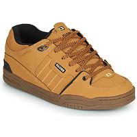 Shoes Men Skate shoes Globe FUSION Camel