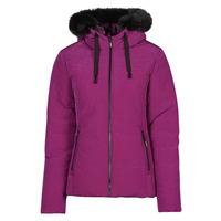 material Women Duffel coats Desigual SNOW Pink