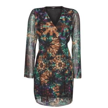 material Women Short Dresses Desigual BAKER STREET Multicolour