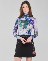 material Women Long sleeved shirts Desigual INAYA Multicolour