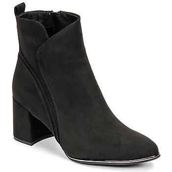 Shoes Women Ankle boots Marco Tozzi ARRANGA Black