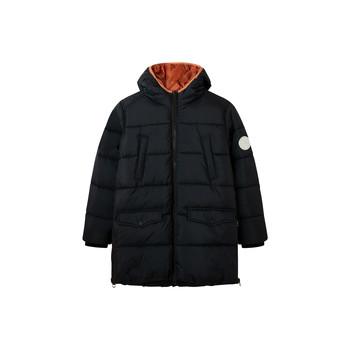 material Boy Duffel coats Pepe jeans FRED Black