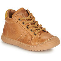 Shoes Boy Mid boots Bisgaard THOR Brown