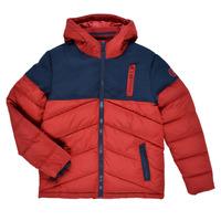 material Boy Duffel coats Kaporal JEGA Red / Marine