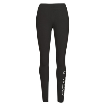 material Women leggings Fila FLEXY Black