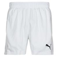 material Men Shorts / Bermudas Puma ESS ACTIVE WOVEN SHORT White