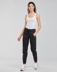 material Women Tracksuit bottoms Puma ESS DANCER PANT Black
